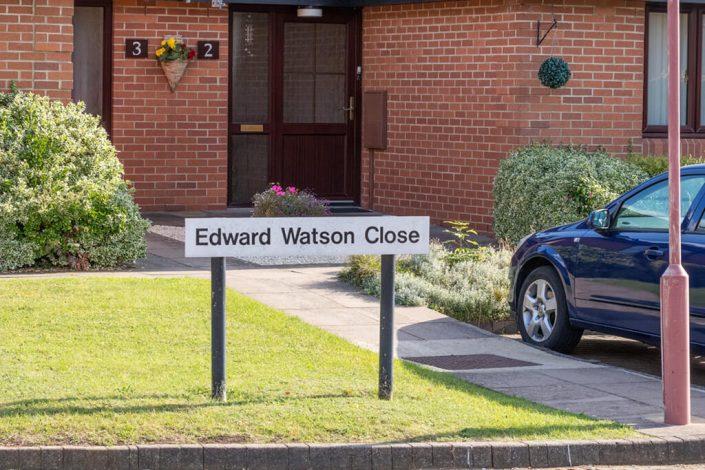 Edward Watson Close